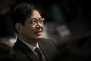 Lacson: Prisons 'mafia' demands up to P1.5M for 'good conduct' release
