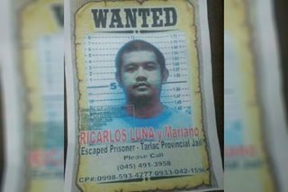 'No. 2 most wanted' sa Gerona, Tarlac, arestado sa Cubao