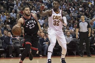 Raptors hand Cavaliers another blowout loss
