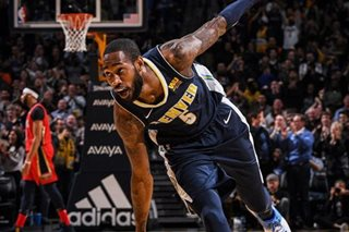 NBA: Nuggets drive past Grizzlies in 4th quarter