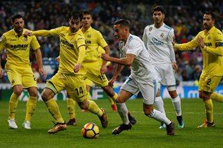 LA LIGA: Madrid crisis deepens with defeat by Villarreal