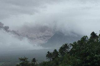 Ilang magbubukid, walang ani dahil sa ibinugang abo ng Mayon