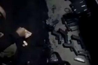 PANOORIN: 6 'kotong cops' huli sa akto sa Nueva Ecija