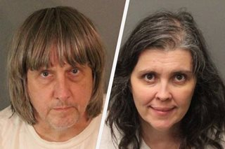 13 siblings found chained, starving in California home; parents charged
