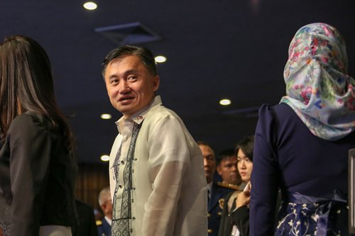 Bong Go to face navy deal probe with 'nothing to hide' - Roque