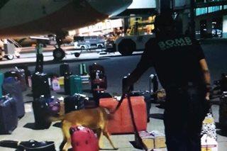 Babaeng nag-bomb joke sa Davao airport, kinulong ng 12 oras