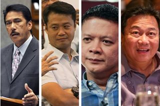 Senators unfazed by Alvarez's threats