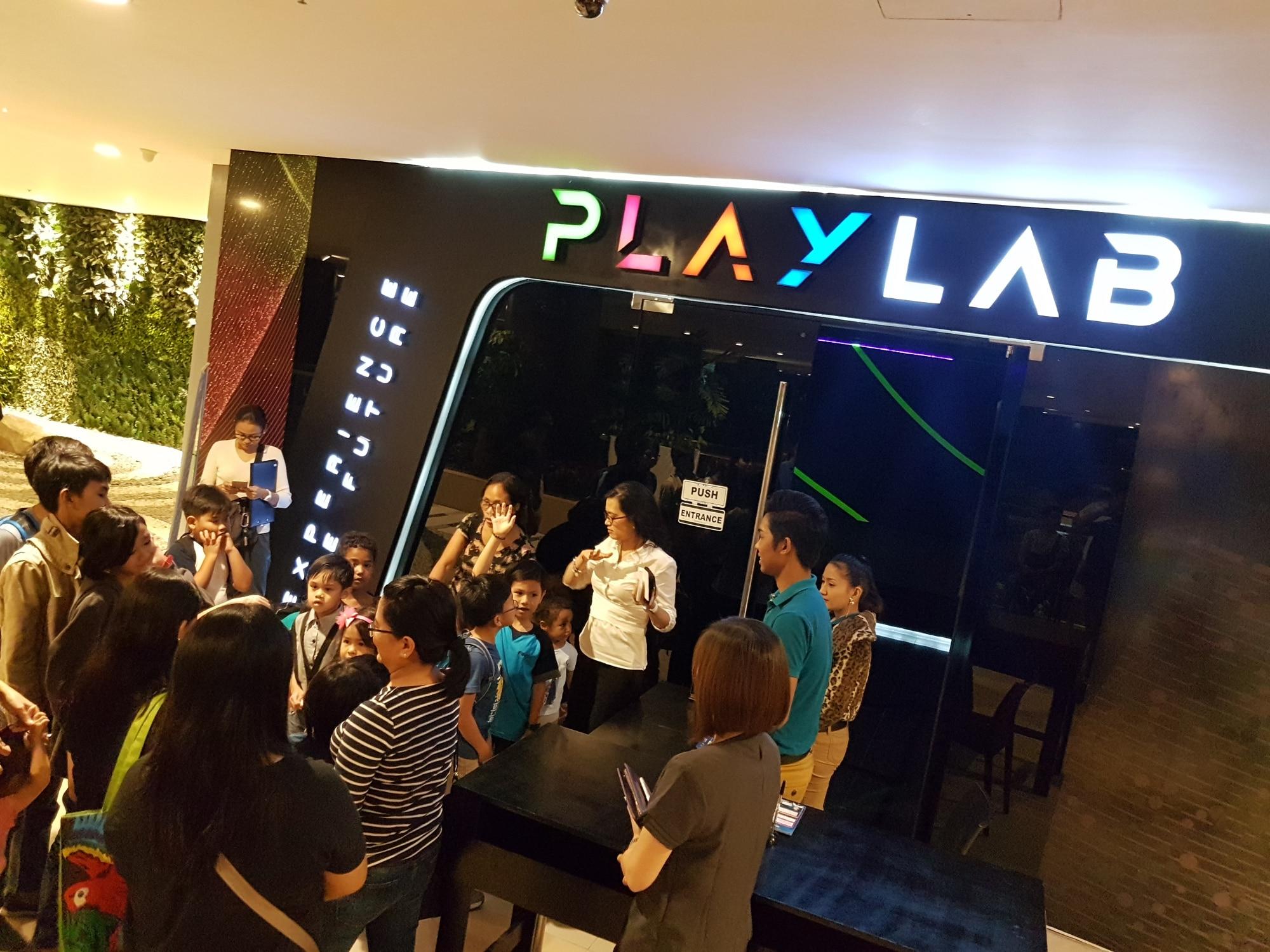 First Digital Playground In Ph Opens In Cebu Abs Cbn News