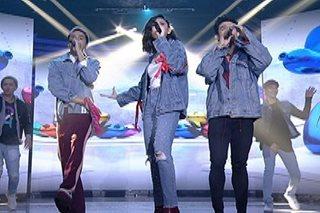 Sarah, Sam, Inigo cover Justin Timberlake songs
