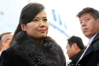 South Korea in a swoon as megastar from the North visits