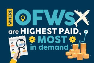 Where OFWs are highest paid, most in demand