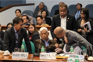 Senate panel tackles Bangsamoro Basic Law