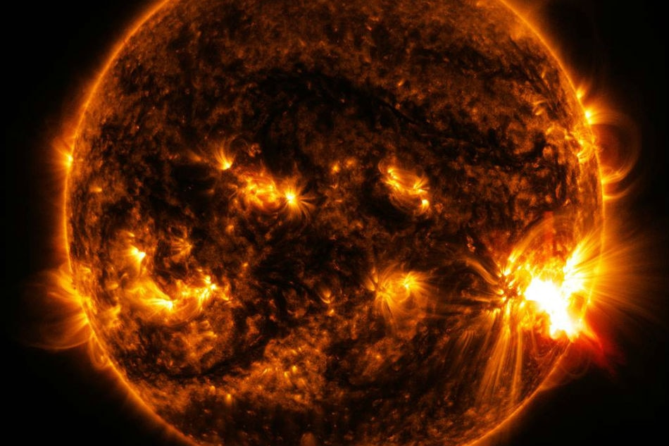 Dimming News The Abs-cbn Cool Study Earth Could Wildlife Sun To Ravage