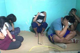5 user ng droga, arestado sa QC