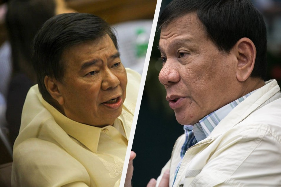 Photo of Build, Build, Build a failure? Duterte says Drilon doesn't know how to count