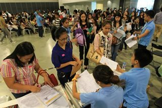 45,000 engineering positions open to fresh grads
