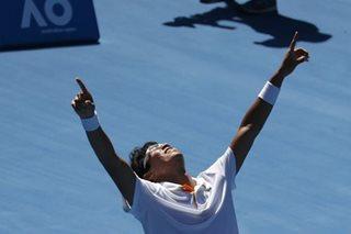 Tennis: Chung becomes South Korea's first grand slam semi-finalist