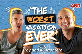 'The Worst Vacation Ever' with Troy and KC Montero