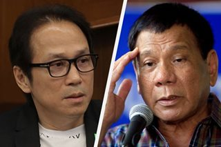 Duterte reveals he tapped Atong Ang to clean up PCSO