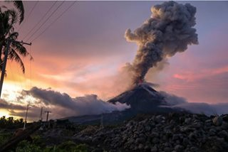 PH prepares for 3-month-long Mayon Volcano emergency