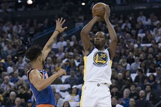 NBA: Durant fined for ref rant
