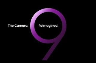 Galaxy S9 is coming: Samsung teases 're-imagined' camera