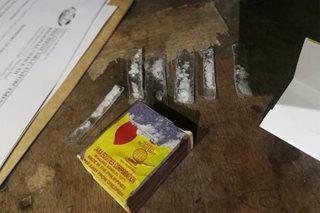 2 magsasaka timbog matapos makunan ng hinihinalang shabu sa S. Cotabato