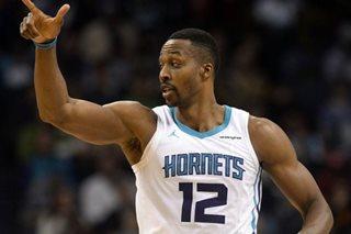 NBA: Hornets heat up late, run away from Hawks in win