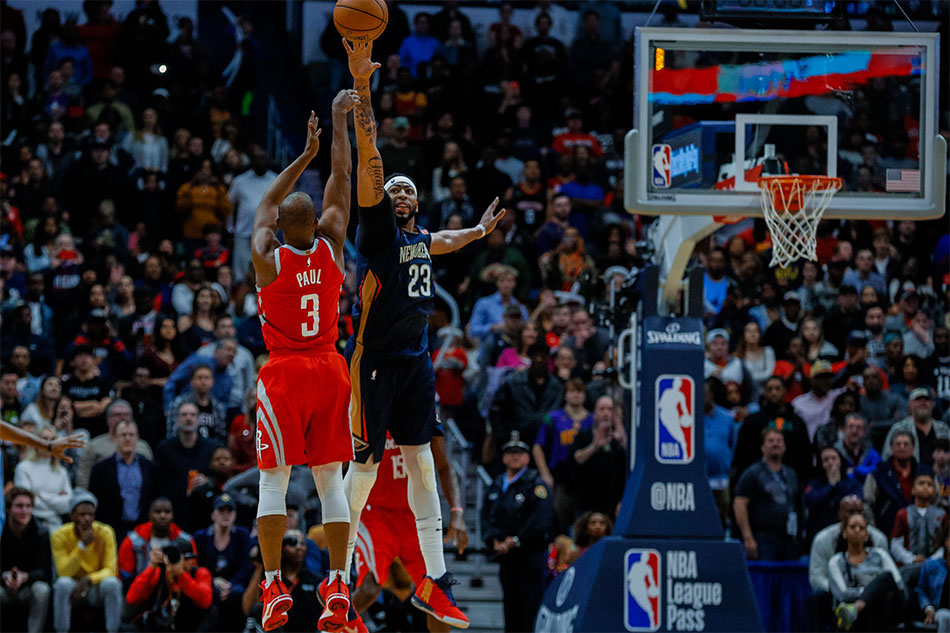 How will the Pelicans defend Houston's James Harden, Chris Paul?