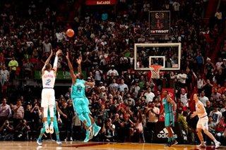 Ellington, Heat sink Hornets