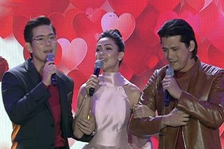 Jodi, Richard and Robin grace 'ASAP' for new teleserye