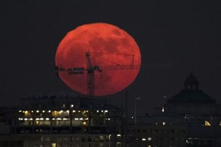 Rare 'super blood blue moon' visible on Jan 31