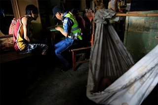 Police 'Tokhangers' can't arrest drug users - official