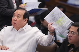 Gordon claims over P420-B of Customs taxes uncollected from 2012-2016