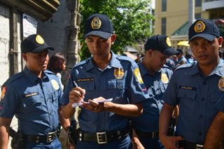 PNP denies revival of vigilante group to battle crime