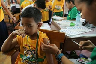 House OKs bill expanding list of vaccine-preventable diseases on 2nd reading