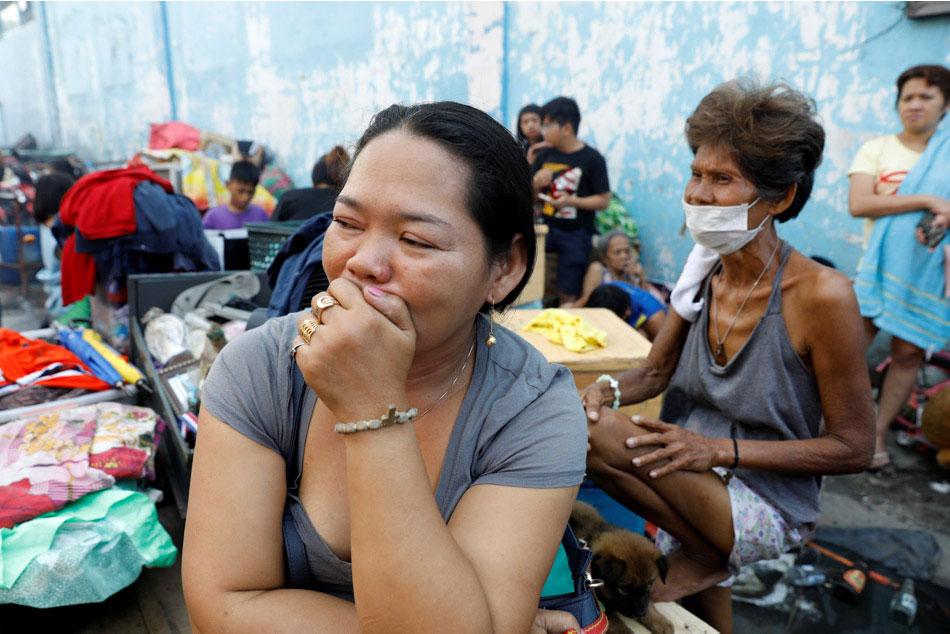 Parañaque fire displaces 100 families