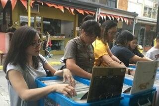 Cubao X vinyl sale draws younger crowd, more women