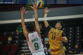 UST beats La Salle in thriller, NU downs Adamson
