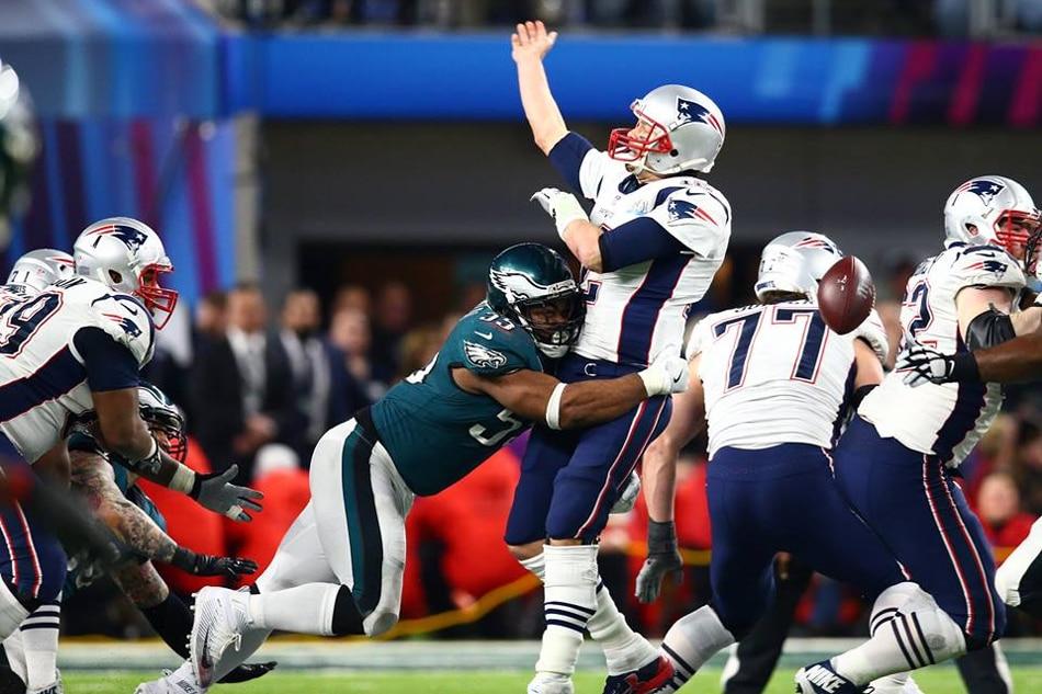 Eagles stun Patriots to win maiden Super Bowl title