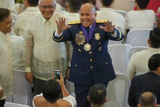 'Bato' wants to run for governor, Duterte quips