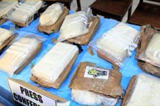 Halos P80-M halaga ng cocaine, natagpuan sa Isabela