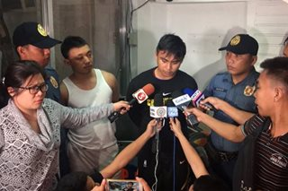 2 criminology students nang-snatch umano ng cellphone