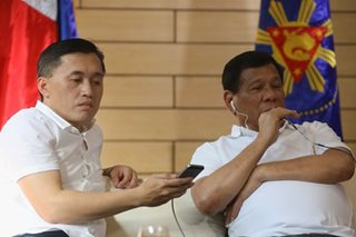 Duterte OK with Go facing Senate probe on frigate deal