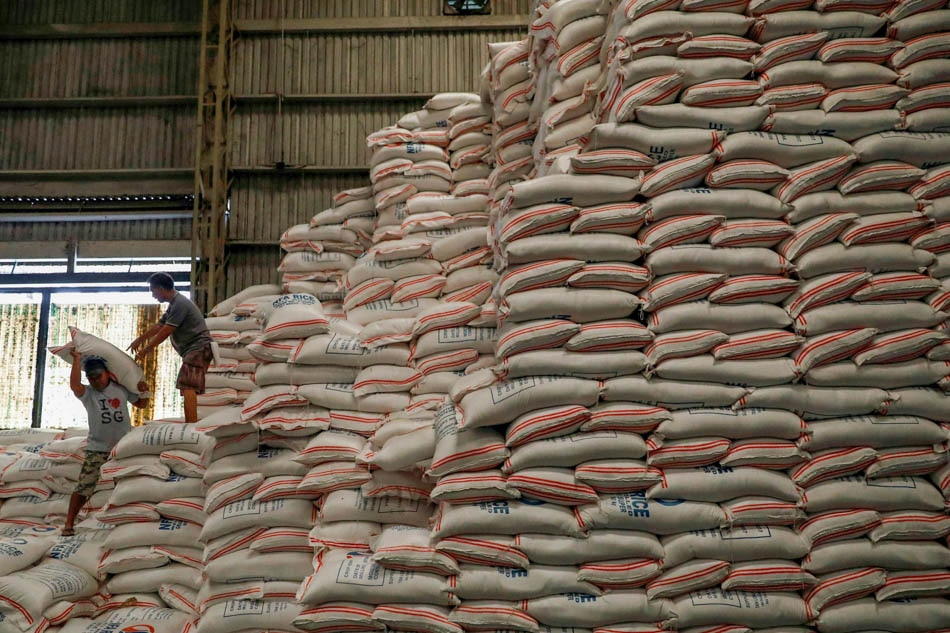 Government has less than a day's buffer stock of rice | ABS