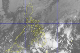 Low pressure area to bring heavy rains in Mindanao