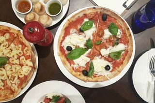 New eats: UK's Pizza Express opens in PH