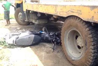 3 sugatan sa salpukan ng motor at 10-wheeler truck sa CDO