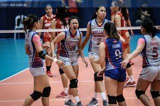 Arellano, San Beda look to seal NCAA volleyball finals showdown