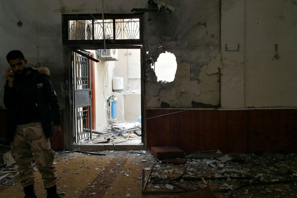 Blast Hits Mosque in Benghazi, Libya, Casualties Reported